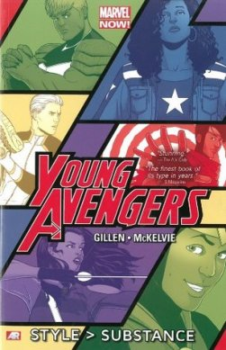 Young Avengers Vol 1