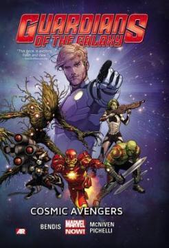 Cosmic Avengers