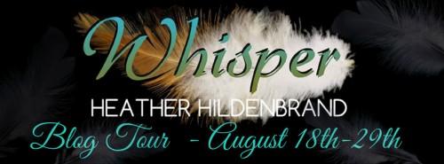 WhisperBlogTour