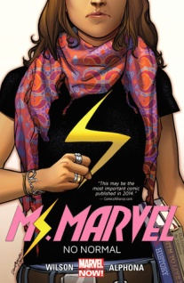 Ms. Marvel Vol 1 - No Normal (Gift)