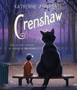 Crenshaw by Kathrine Applegate (Borrowed)