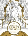 Fantastic Beasts Coloring Book (Gift)