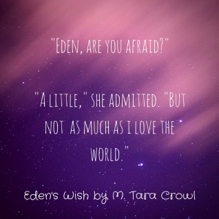 Eden's Wish Quote