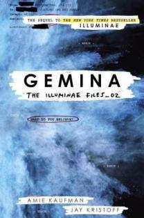Gemina by Amie Kaufman & Jay Kristoff (Gifted)