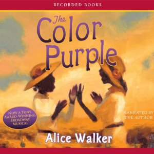 The Color Purple by Alice Walker (Purchased)