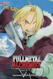 Fullmetal Alchemist Vol. 16-18 (Library)
