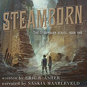 Steamborn by Eric Asher (For Review)