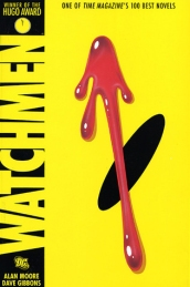 Watchmen by Alan Moore (Library)