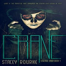 Crane by Stacey Rourke (For Review)