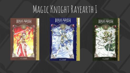 Magic Knight Rayearth I