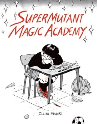 Supermutant Magic Academy (Library)