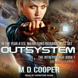 Outsystem by M.D. Cooper (Audiobook - For Review)