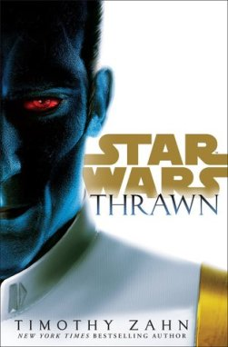 Thrawn by Timothy Zahn (Library & Purchased)