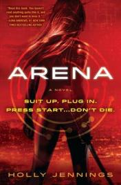Arena by Holly Jennings (For Review)