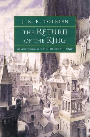 The Return of the King by J.R.R. Tolkien (Purchased)