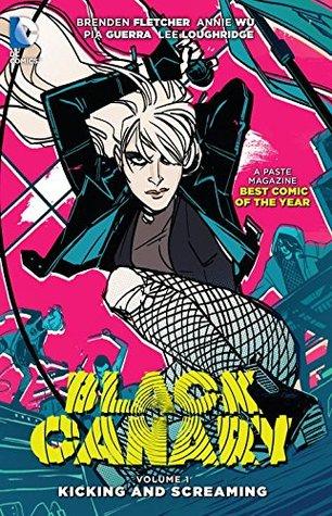 Black Canary Vol. 1: Kicking and Screaming (Borrowed)
