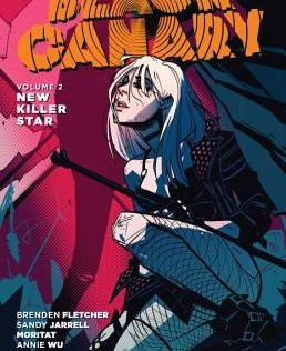 Black Canary Vol. 2: New Killer Star (Borrowed)