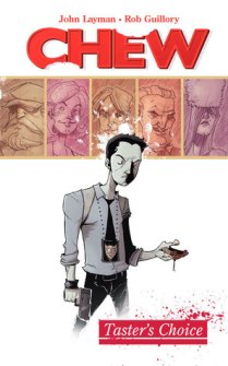 Chew Vol. 1 (Purchased)