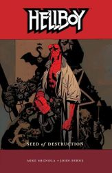 Hellboy Vol. 1: Seed of Destruction (Borrowed)