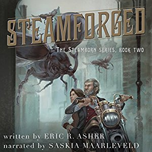 Steamforged by Eric R. Asher (For Review)