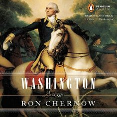 Washington by Ron Chernow (Purchased)