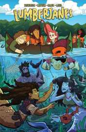 Lumberjanes Vol. 5 (Borrowed)