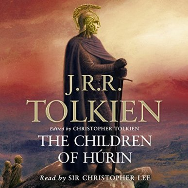 The Children of Hurin by J.R.R. Tolkien (Purchased)
