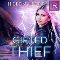 Gifted Thief by Helen Harper (ARP - Borrowed)