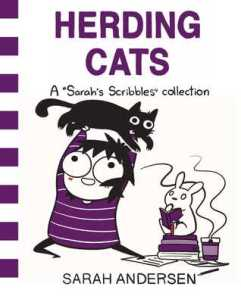 Herding Cats by Sarah Anderson (For Review)