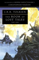 The Book of Lost Tales Part One by J.R.R. Tolkien (Purchased)