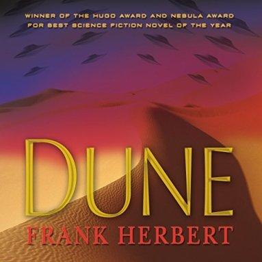 Dune by Frank Herbert (Purchased)