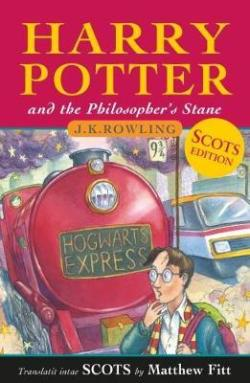 Harry Potter and the Philosopher's Stane by J.K. Rowling (Purchased - Scots Edition)