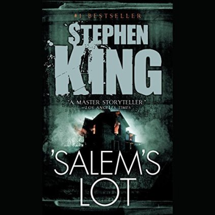 Salem's Lot by Stephen King (Purchased)