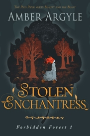 Stolen Enchantress by Amber Argyle (For Review)