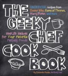 The Geeky Chef Cookbook (Borrowed)