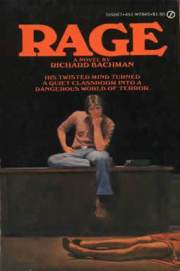 Rage by Richard Bachman (Borrowed)