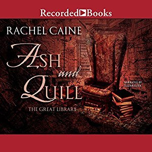 Audiobook Review: Ash and Quill by Rachel Caine   In Libris