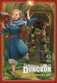 Delicious in Dungeon Vol. 2 (Purchased)