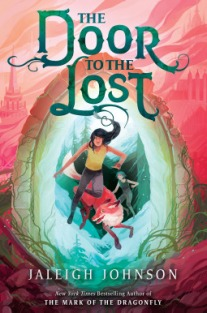The Door to the Lost by Jaleigh Johnson (For Review)