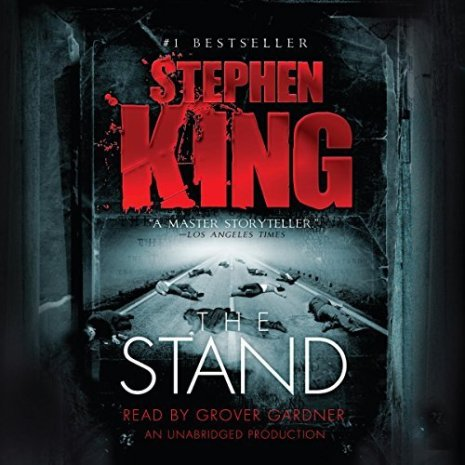 The Stand by Stephen King (Purchased)