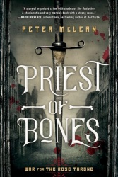 Priest of Bones by Peter McLean (For Review)
