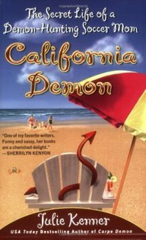 California Demon by Julie Kenner (Postal Book Club)