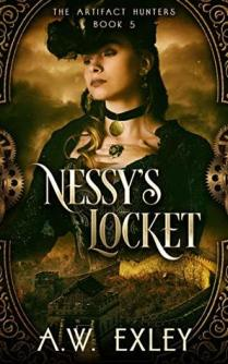 Nessy's Locket by A.W. Exley (For Review)