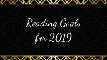 reading goals for 2019