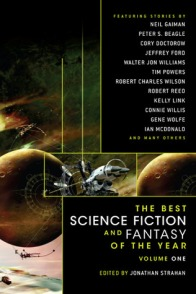 The Best Science Fiction and Fantasy of the Year 1