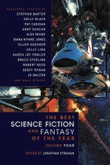 The Best Science Fiction and Fantasy of the Year 4