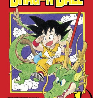 Dragon Ball Vol. 1